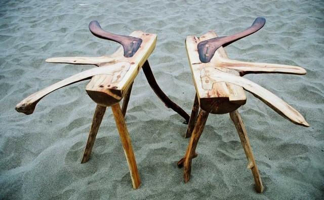 Hát ilyen is létezik: bútor alakúra nevelt fa – Otthonlap.hu