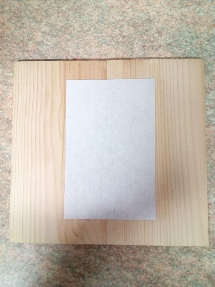e4a04a95f3 Ennél a lépésnél arra kell figyelni, hogy minden húzás után le kell törölni  a bankkártya széléről a felesleges gélt (mi kinyomódik a papír és fa  közül), ...